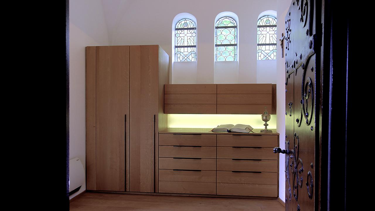 sakristei1_Held Schreinerei Interior Design