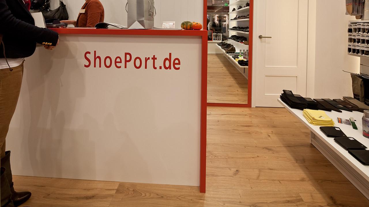 ShoePort_Eröffnung_7 Held Interior Design | Schreinerei Freising